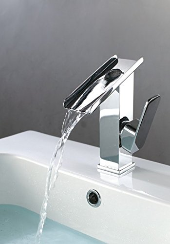 25 Hlluya Professional Sink Mixer Tap Kitchen Faucet The Waterfall Basin Faucet 44