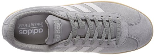 F17 F17 Adidas grey Chaussures gum4 Gymnastique Grey Gris Three Court grey gum4 0 De 2 F17 Homme Two Vl qPTRqxCw1