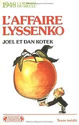 Affaire Lyssenko - 1948