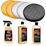Meguiars 205-105-Lc1 Meguiars 105/205 Lake Country Pad Kit