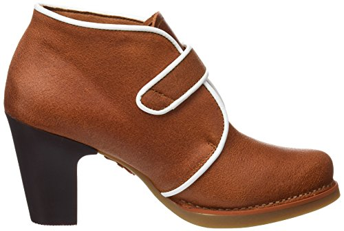 Art Damen Gran via Kurzschaft Stiefel Orange (Wax Henna)