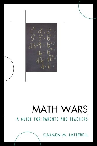 Math Wars: A Guide for Parents and Teachers