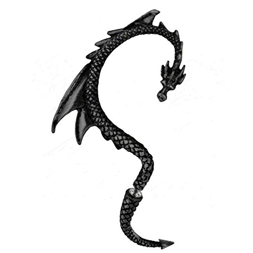 Dragon Earring Alchemy Gothic England product image