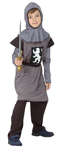 Generique - Disfraz de Caballero Medieval para Niño 10-12 Años ...