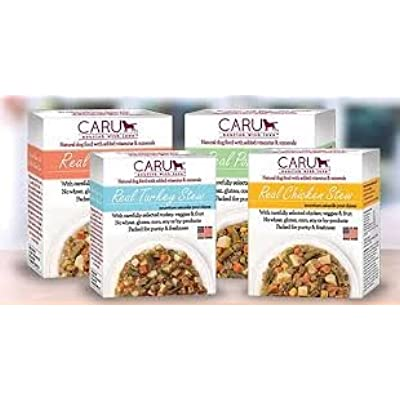 Caru - Real Stew Packs