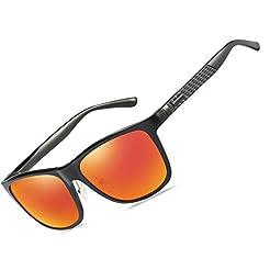 Bircen Polarized Sunglasses for Men Wome...