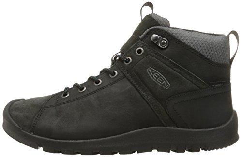 Pictures of KEEN Men's Citizen Mid Waterproof Shoe Black 8 M US 5