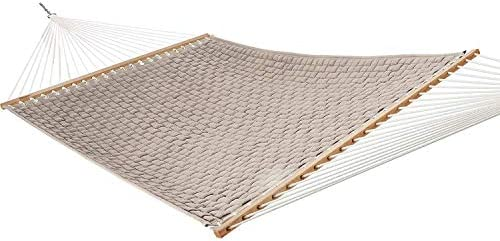 Hatteras Hammocks Antique Beige Soft Weave Hammock