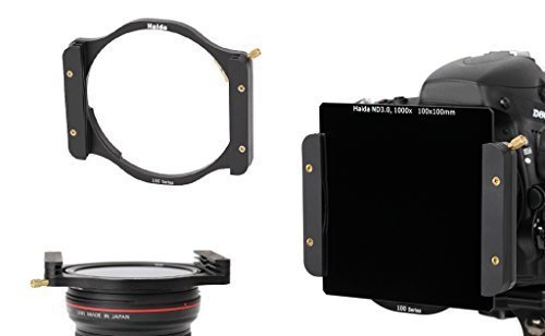 Porte-filtre de haute qualité en métal marque HAIDA pour 100 série plug-in filtre