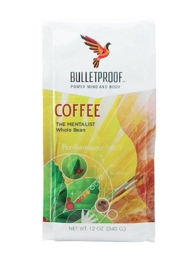 Bulletproof Coffee,Whole Bean 12 Oz (Pack Of 6) by Bulletproof