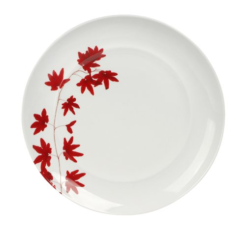 Mikasa Pure Red Dinner Plate, 10.75-Inch