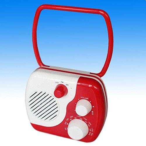 BAD DUSCHE UKW FM AM 2-BAND DUSCHRADIO BADRADIO K/ÜCHENRADIO BADEZIMMER RADIO NEU