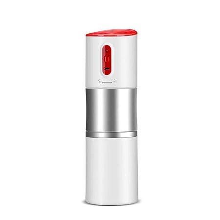 Mini USB recargable Máquina de café Manual Vehículo Cafetera ...