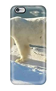(cnOFCcL1609bpLCN)durable Protection Case Cover For Iphone 6 Plus(polarbears ) by icecream design
