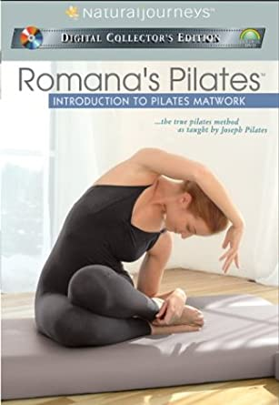Romana's Pilates - Introduction to Pilates Matwork