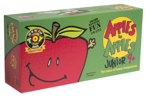 Out of the Box - Apples To Apples Junior - 9+ by Out of the Box