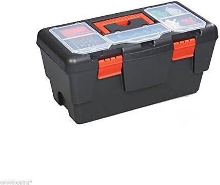 Caja Porta Herramientas maletín herramientas de plástico MINUTERIA ...
