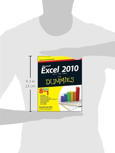 Excel 2010 All-in-One For Dummies: Greg Harvey: 9780470489598 ...