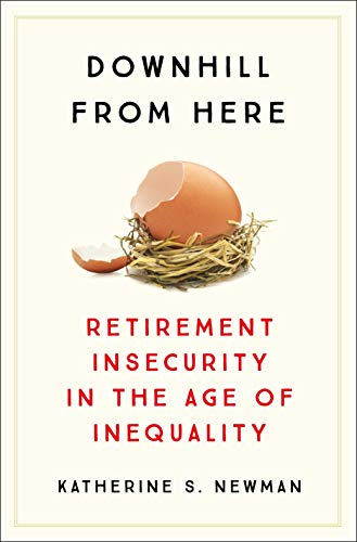 Pdf Politics Downhill from Here: Retirement Insecurity in the Age of Inequality