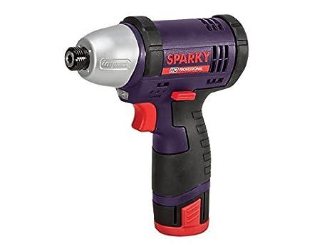 SPARKY GUR.10.8LI - Destornillador de impacto (10,8 V, 2 x 2,0 Ah ...