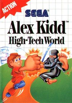 Alex Kidd: High-Tech World