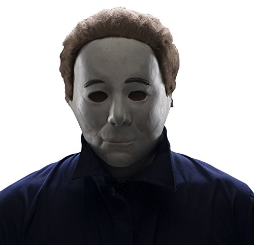 Best Scary Halloween Costumes 2016 (Rubie's Men's Halloween 4 Michael Myers Mask, Multi, One Size)