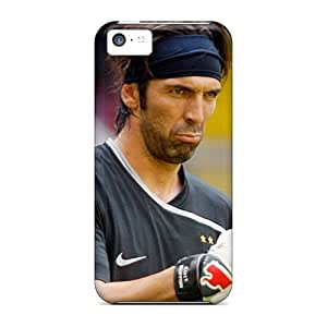 Excellent Design The Player Of Juventus Gianluigi Buffon Is Thumbs Up Case Cover For Iphone 5c