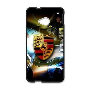 Wish-Store attachment porsche Phone case for Htc one M7