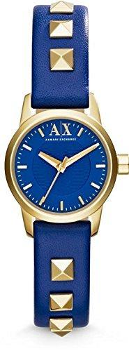 Armani Exchange Leather Ladies Watch AX6021