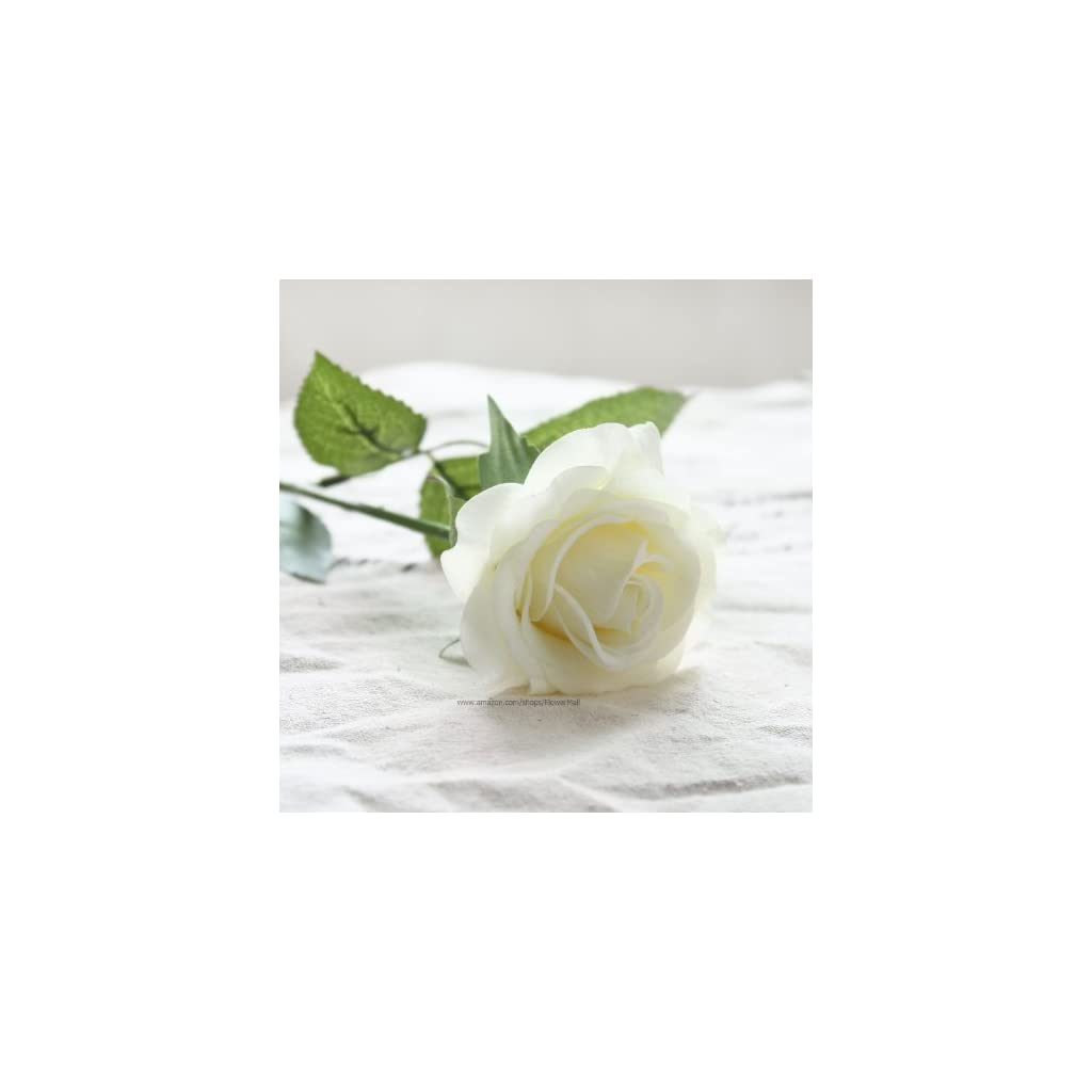 10pcs-Head-Real-Touch-Latex-Rose-Flowers-For-wedding-Bouquet-Decoration-8-Colors