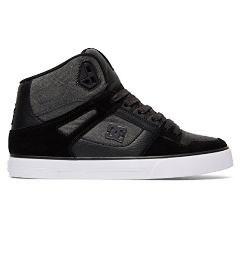 DC Shoes Scarpe Spartan High Black Used