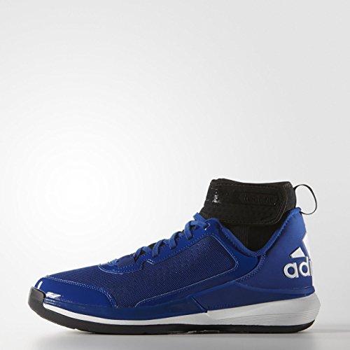 Adidas Crazy Ghost 2015 Basketball Sneaker, D69549, blau