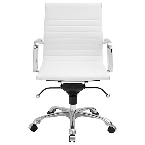 Poly And Bark Eames Style Ag Management Office Chair In