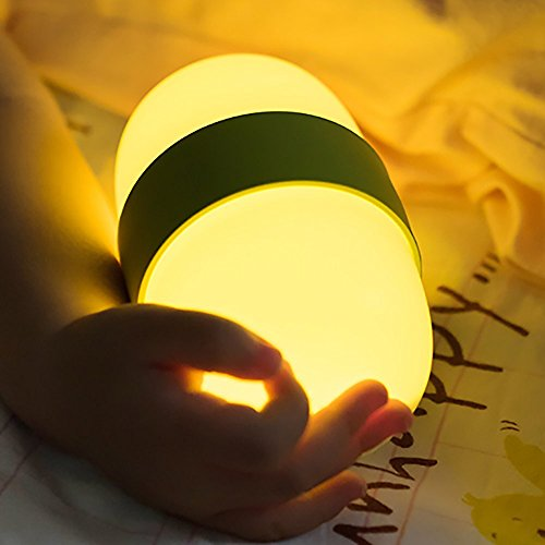 Night Lights for Kids, Baby Nursery Night Light Handheld Sleep Lamp with USB Charging Bedside Lamp,Kids Night Light, Gifts for Kids