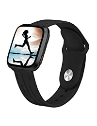 Yisdo for Fitbit Versa Bands Women Men Small Large Adjustable Silicone Sport Strap Breathable Soft Replacement Fitness Wristbands for Fitbit Versa Smart Watch