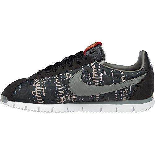 Nike Cortez NM Premium QS (Year Of The Horse) - Black / Med base Grey-Summit White-Anthracite, 12 D US