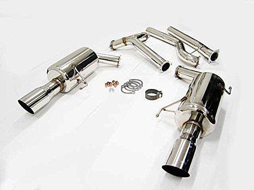 OBX Performance Catback Exhaust System 05-08 SUBARU LEGACY GT WAGON ()