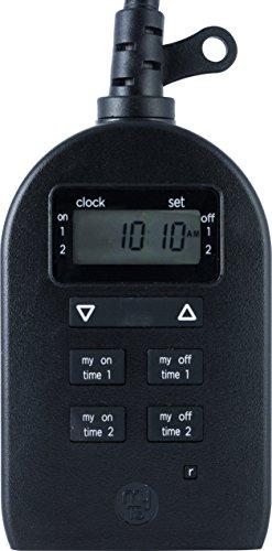 power strip with digital timer - 5