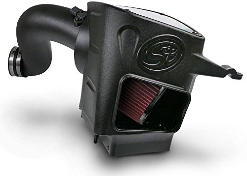 S&B Filters 75-5094 Cold Air Intake Kit for 2003-2007 Dodge Ram Cummins 5.9L (Cleanable Filter)