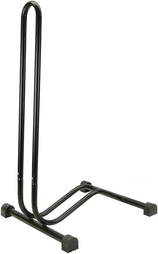 PrimeMatik - Soporte de Bicicleta para Aparcamiento con Sistema de fijación de Rueda