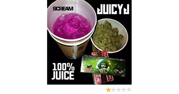 Juicy J, DJ Scream - Juicy J - 100% Juice (Mixtape) Hosted
