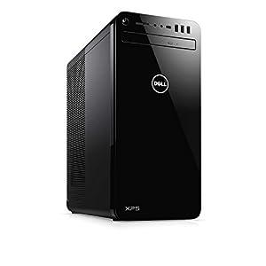 Dell XPS 8930 Tower Desktop - 8th Gen. Intel Core i7-8700 6-Core up to 4.60 GHz, 16GB DDR4 Memory, 512GB SSD + 2TB SATA Hard Drive, 4GB Nvidia GeForce GTX 1050Ti, DVD Burner, Windows 10, Black