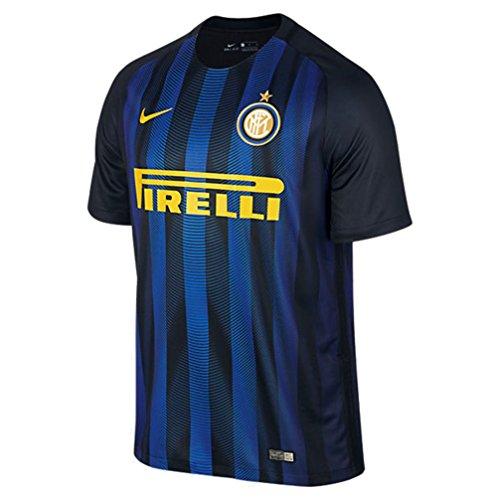 市場災害インディカNike Inter Milan Home Jersey 2016-17/サッカー ユニフォーム インテルナツィオナーレ?ミラノ ホーム用