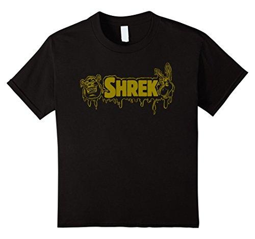 Kids DreamWorks Shrek and Donkey Swap T-Shirt -