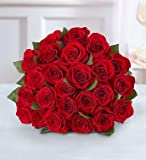 1800Flowers Two Dozen Red Roses Flower Bouquet