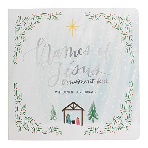 (Names of Jesus Advent Ornament Book)
