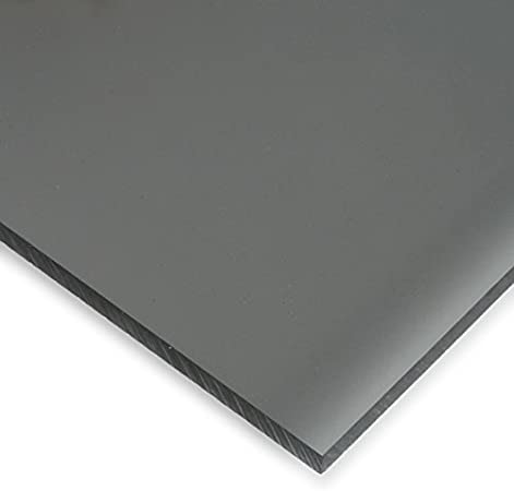 Metracrilato Plancha Din A5 Medidas 14,8cm x 21cm Grueso 10mm Color fume