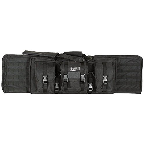 VooDoo Tactical 15-7613001000 Padded Weapons Case, Black, 36