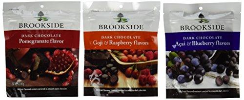 Brookside Dark Chocolate Variety Pack - 7 oz - 3 pk
