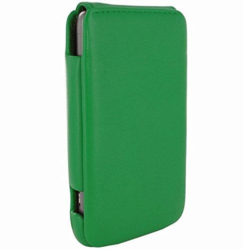 Piel Frama Wallet Case for HTC Thunderbolt - Green by Piel Frama